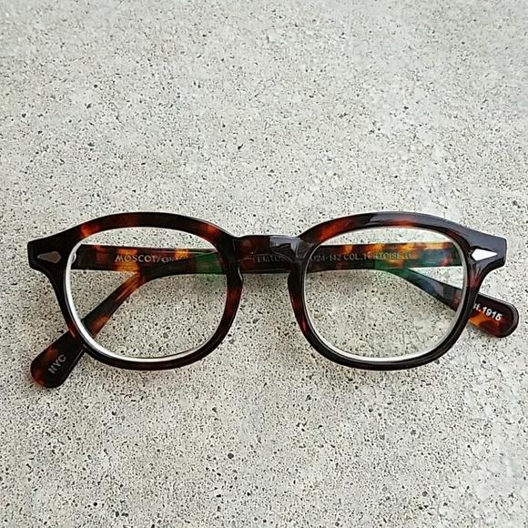 6eaf503f7e Moscot original lemtosh tortoise frames. M 5ac6aa49daa8f6aebd00afeb